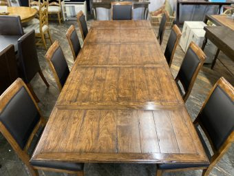 """Guy Chaddock"" Table and Chairs"