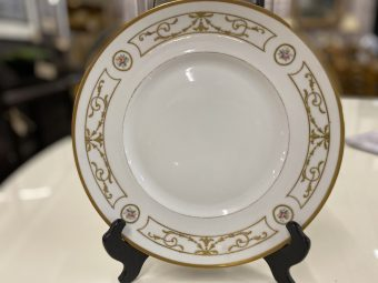 Limoges Plates set of 12